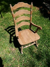 Rocking chair adult 1 chair.  300 other  items. lo Atlanta, 30318