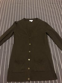 OLD NAVY Black Cardigan Markham, L3R