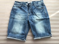 Pull & Bear Denim Shorts -Size 32 Toronto, M8V 0A3