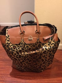 Cheetah Carry-On Luggage (with Wheels) Pleasant Hill, 94523