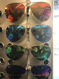 Raybans at wholesale prices - The POP UP SHOP 2298 Bloor Street West (Please visit store for prices and selection) Toronto, M6S 1P2