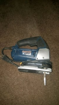 blue and gray corded power tool Englewood, 80110