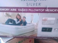 Open box air BED like new  Bakersfield, 93304