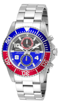 NEW Invicta 18517 Pro Diver Stainless Steel Watch 548 km