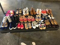 assorted pairs of shoes and sandals San Francisco, 94131