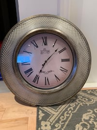 Clock working condition