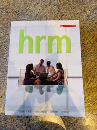 Human Resources Management Textbook
