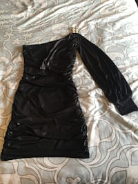 Black One Shoulder party dress Schaumburg, 60193
