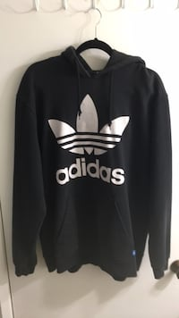 Black and white adidas pullover hoodie Santa Ana, 92707