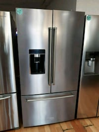NEW KITCHENAID STAINLESS FRENCH DOOR 2238 mi