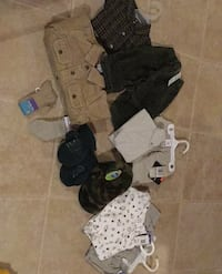 Boys 12 months 11-pc. brand new with tags, Levi''s ect. East Greenwich, 02818
