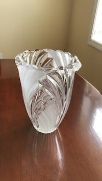 Glass  vase East Greenbush, 12061