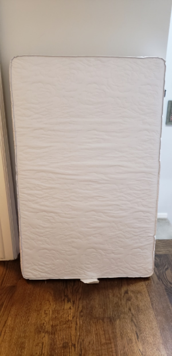 Pack and play mattress plus 2 sheets
