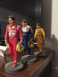 Ayrton Senna collection and McLaren f1 cars hand build Vaughan, L6A 3N7