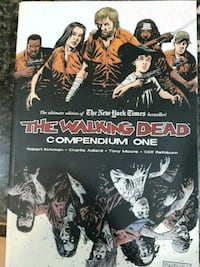 The Walking Dead Compendium 1 Linthicum Heights, 21090