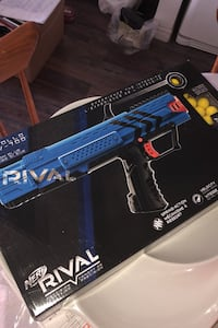 Nerf Rival blue
