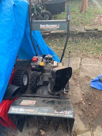 """Snow Blower 5HP 22"""" with electric start"""