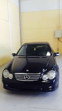*GRAN OPORTUNIDAD MERCEDES-BENZ C-CLASS 220 CDI* Madrid