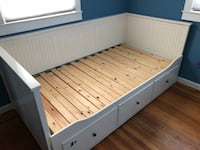 2 Ikea Hemnes Daybeds  null