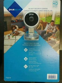 WiFi Enabled Security Cam 536 km