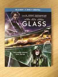 Glass Blu-ray Combo with Digital Los Angeles, 90068