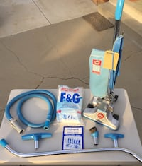 Royal Stand Up Vacuum and Accessories Riverside