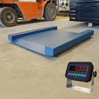 "Drum Scale 31""x31"" 5,000 lb with Ramps Las Vegas, 89118"