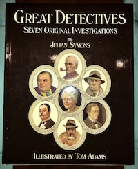 Great Detectives Book