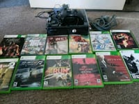 Xbox 360 all included,cables games etc adult owned Pawtucket, 02860