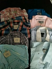 Men's longsleeve shirts bundle Fort Washington, 20744