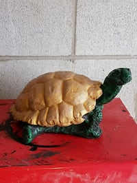 Concrete turtle