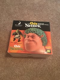 Shrek chia pet 45 km