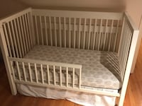 Crate and Barrel Kids Crib (white) Bethesda, 20816