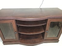 Excellent condition tv stand with cabinets Vienna, 22180