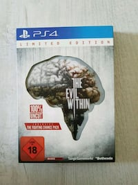 PS4 Evil Within Limited Edition Burscheid, 51399
