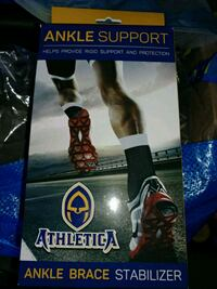 Ankle supporter Johnston County, 27592