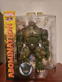 MARVEL SELECT ABOMINATION  The Bronx, 10460
