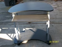 gray and brown wooden TV stand Fremont