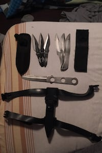 Throwing Knife Collection