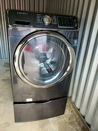 SAMSUNG FRONT LOAD WASHER!!LIKE NEW  2222 mi