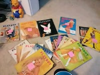 Playboy 1964-1973 total 37 magazines Johnstown, 15905