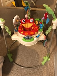 Fisher-Price Rainforest Jumperoo  Lakeway, 78734