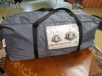 Somerset 6 Two Room Tent: 6 Person, 3 Season