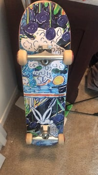 Skateboard brand new almost  Arlington, 22202