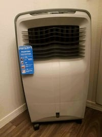 white and black portable air cooler Glendale, 85302