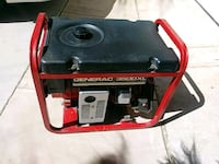 black and red portable generator Los Angeles, 90032