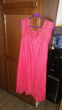 Torrid lacey coral dress 18/2x  NWT Tigard, 97224