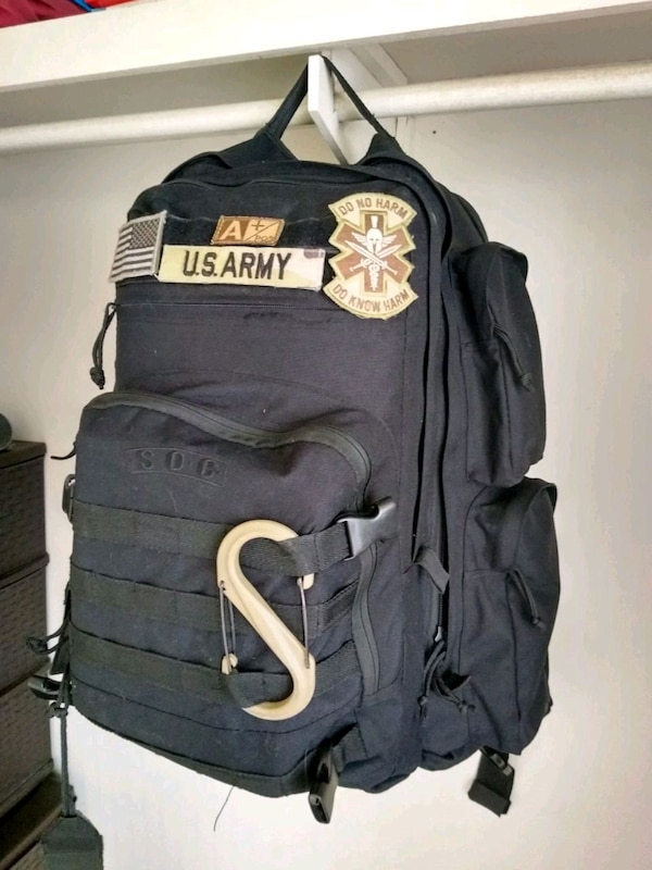 Limited Edition Army SOC Backpack c5dd4351-c67e-4284-bf91-4beaa86afb33