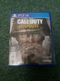 Call of Duty Advanced Warfare PS4 game case Toronto, M1B 2E6