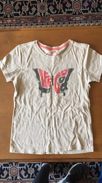 Life is Good Tee, Women's XS Denver, 80210
